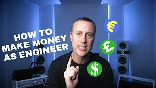 HOW TO MAKE MONEY AS A SOUND ENGINEER | Streaky.com