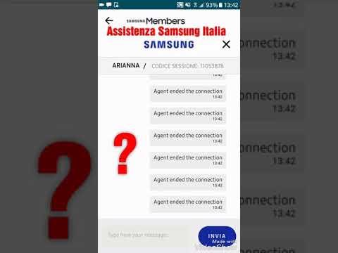 Assistenza Samsung Italia