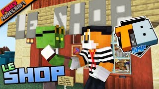 MR ONION'S SHOP | Truly Bedrock [1-25] | Minecraft Bedrock Edition SMP (MCBE)