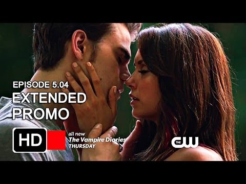 The Vampire Diaries 5x04 Extended Promo - For Whom the Bell Tolls [HD]