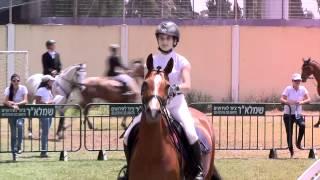 אליפות ישראל בקפיצות סוסים 2012