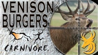 Deer Hunting: How To Cook Venison Burgers!