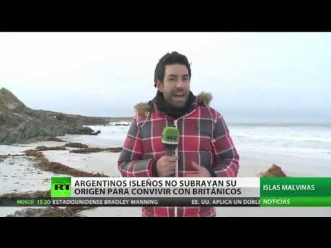 Malvinas: Los argentinos isleños optan por la convivencia