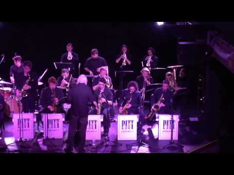 Univ of Pittsburgh Jazz Band - Pittsburgh, PA - 2-22-2016