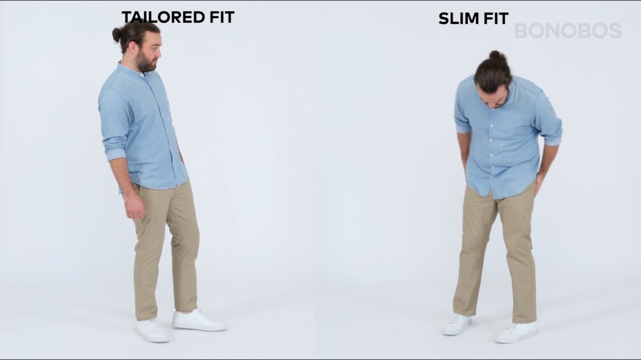 bebb4d2bf65 What s the Difference Between Bonobos  Slim and Tailored Fits ...