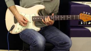 How To Play - Van Halen - Feel Your Love Tonight - Style - Guitar Lesson