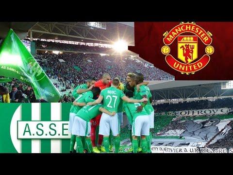 ASSE Manchester United (Europa League)