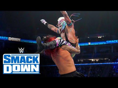 Rey Mysterio vs. Jimmy Uso: SmackDown, July 30, 2021