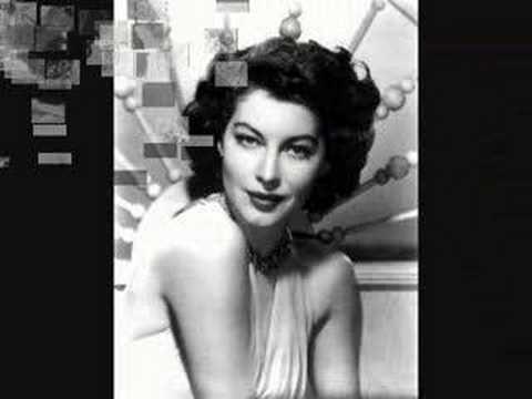 La beauté d'Ava Gardner - Alain Souchon