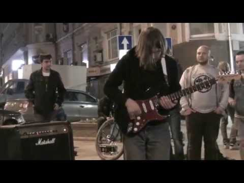 Матушка-Гусыня - 2014.04.27 - street set in Moscow