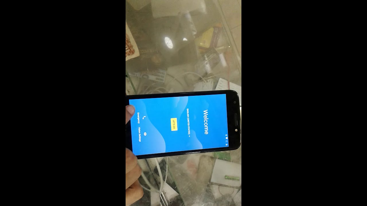 moto e4 sprint xt1766 frp bypass without pc 100% done