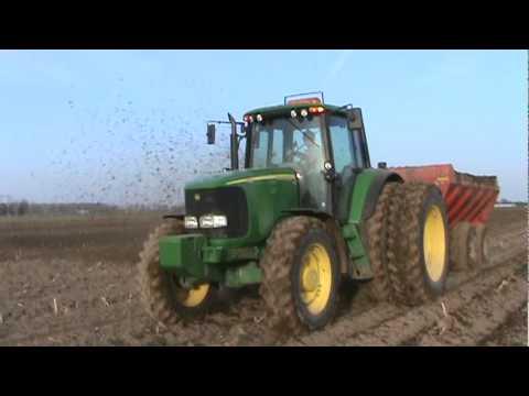 Gehl manure spreader