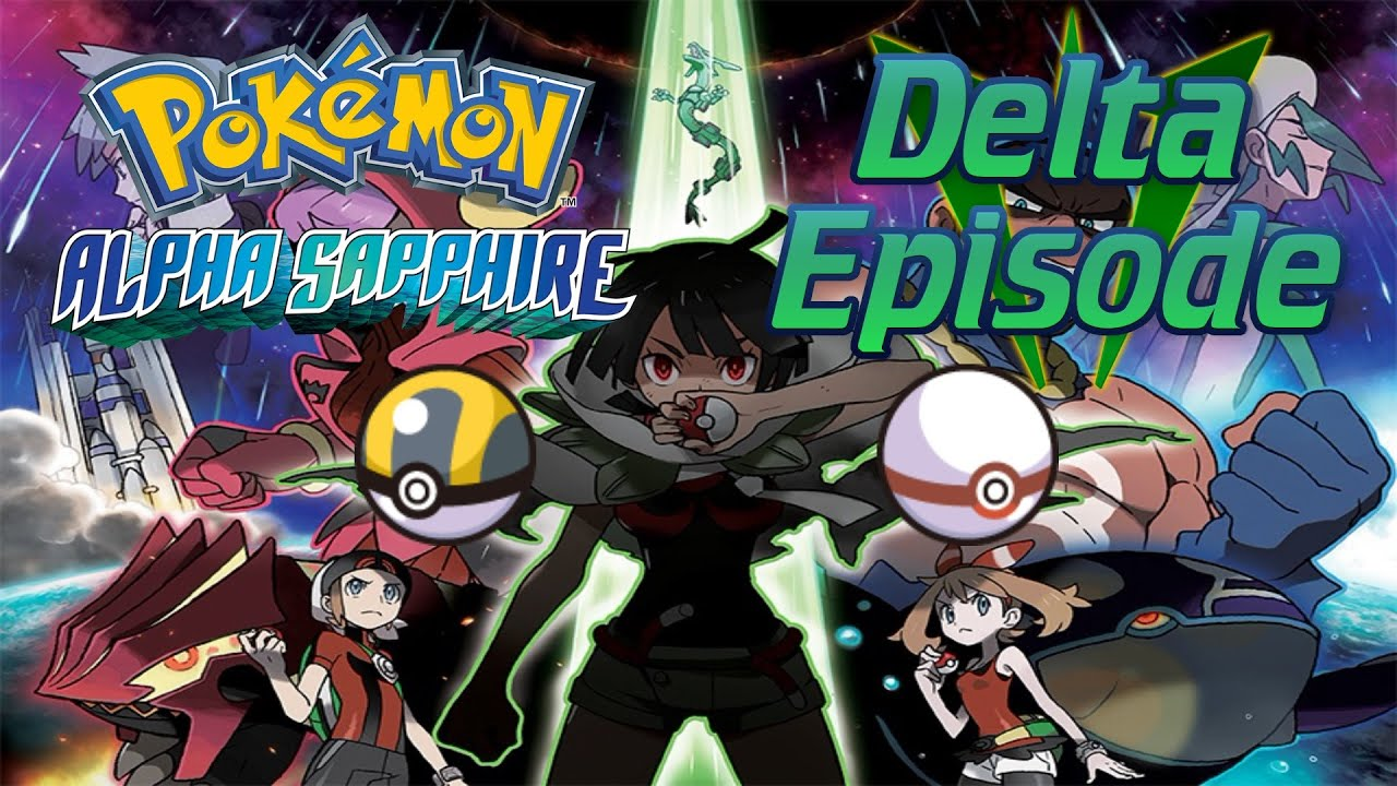 how to get deoxys in sapphire