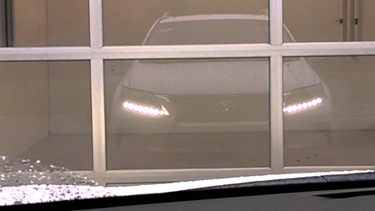 Lexus Rx350 Headlights Fog Lights Daytime Youtube Rx300 Engine Back Wiring Diagram