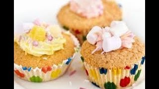 How To Make Simple Fairy Cakes
