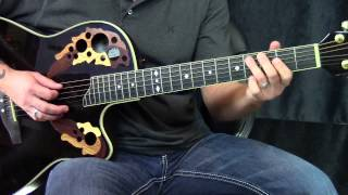 """Guitar Cover - Learn How to Play """"All About That Bass"""" by Meghan Trainor (Guitar Lesson)"""