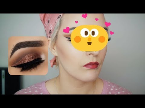 I challenged myself to replicate a Eyelook from Google Images-  Jess'metics