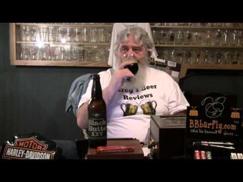 Beer Review # 1245 Deschutes Brewing Black Butte XXV Porter