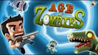 Age of Zombies PSP Mini Gameplay HD Historia Parte 4