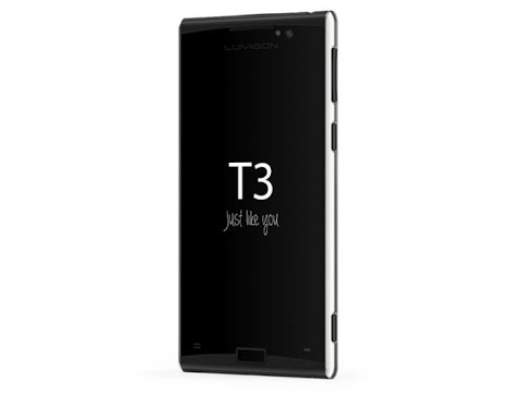 Lumigon T3 as First Smartphone With Night Vision Camera dual flash