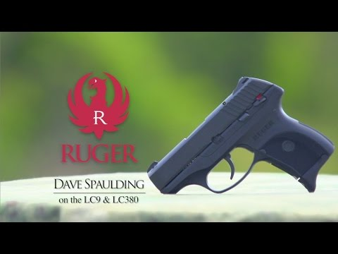 Dave Spaulding on the Ruger LC9 & LC380