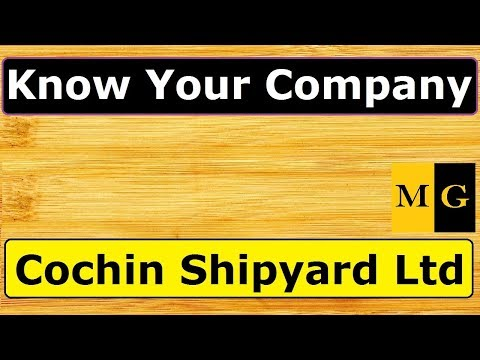 Cochin Shipyard Ltd. Ltd. (Hindi) |  Cochin Shipyard IPO Review by Markets Guruji