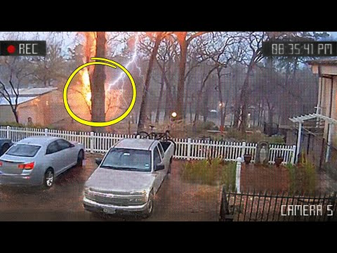 45 Incredible Things Caught On CCTV Camera