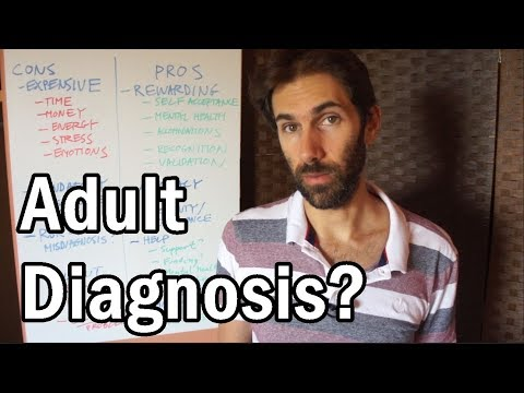 Pros And Cons Of Seeking An Adult Diagnosis - Aspergers/Autism/ASD | Patrons Choice