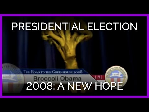 Presidential Election 2008: A New Hope