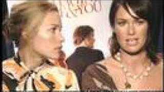 Imagine Me & You Piper Perabo & Lena Headey Interview
