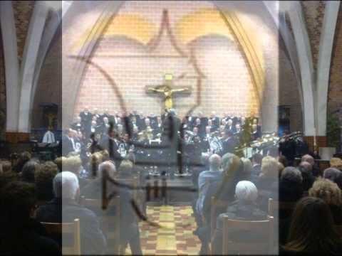 Cantilena Brass Band Nord Pas de Calais et la lyre halluinoise