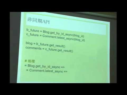 Image from Python NDB APIの紹介
