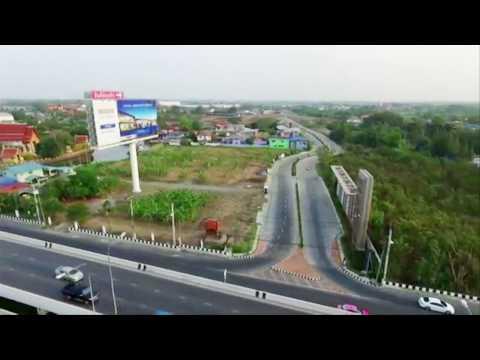 """นำเสนอเส้นทางใหม่ """"ถนนหอการค้าไทย""""  ถนนเส้นใหม่ ที่เชื่อมระหว่างถนนชัยพฤกษ์ และถนน345"""