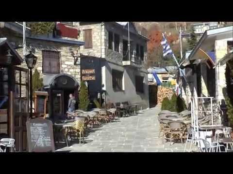 Nymfaio village, near Florina, western Makedonia, Greece