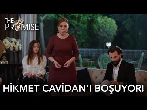 Hikmet Cavidan'ı boşuyor!  | Yemin 70. Bölüm (English and Spanish)