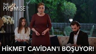 Hikmet Cavidan'ı boşuyor!    Yemin 70. Bölüm (English and Spanish)