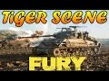 Men of War Assault Squad 2 - Fury Tiger Battle Scene - Editor Scenario #29