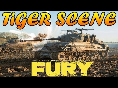 Men of War Assault Squad 2 - Fury Tiger Battle Scene - Editor Scenario #29 |