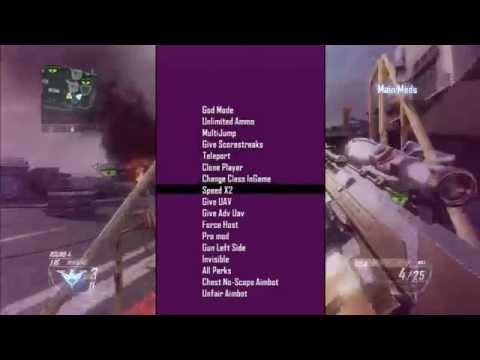 How to fake clips on Black Ops 2 (In Game)