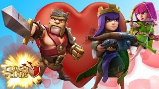 "Clash Of Clans | ""RAIDING HAND IN HAND"" 