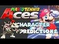 Mario Tennis Aces Character Predictions