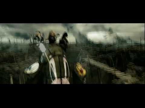 "Sucker Punch (2011 Film) Music Video- 16 Droenz - ""Coming of the Rising Sun"""