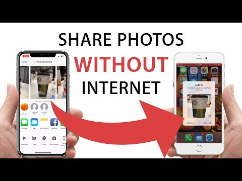 How to Share Photos from iPhon...