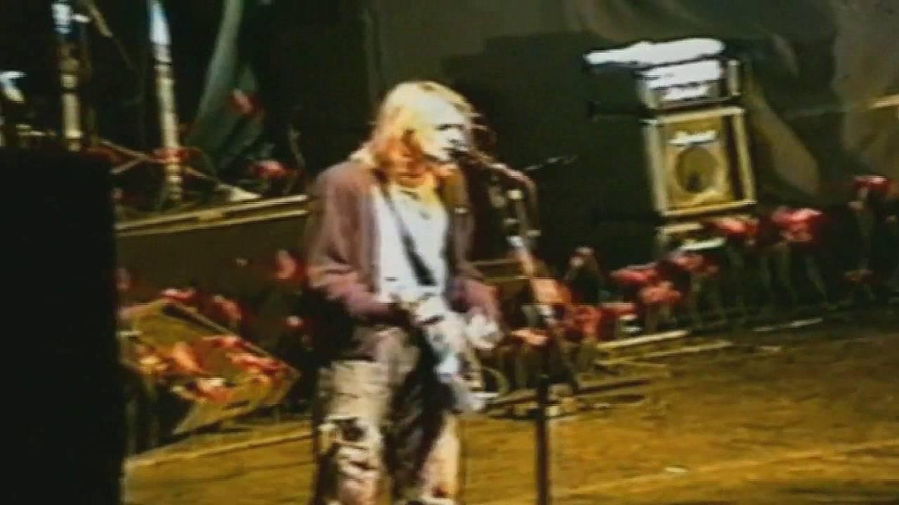 Nirvana - 11/04/1993 - [Remastered] - Maple Leaf Gardens, Canada ...