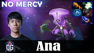 Ana - Faceless Void Safelane | NO MERCY 32 KILL | Dota 2 Pro PUB Gameplay