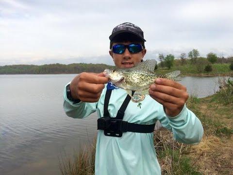 Bank fishing for panfish at little seneca lake 7 species for Seneca lake fishing report