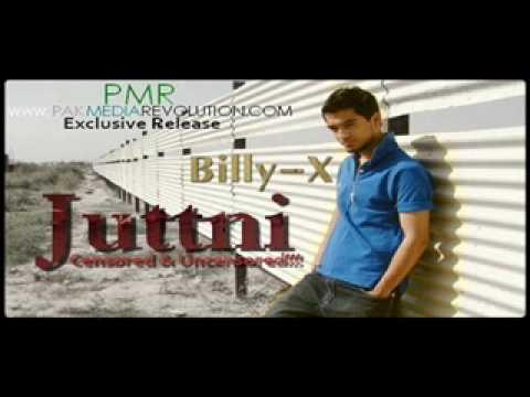 juttni - billy x