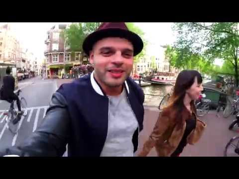 Amsterdam - Euro Trip July 2015