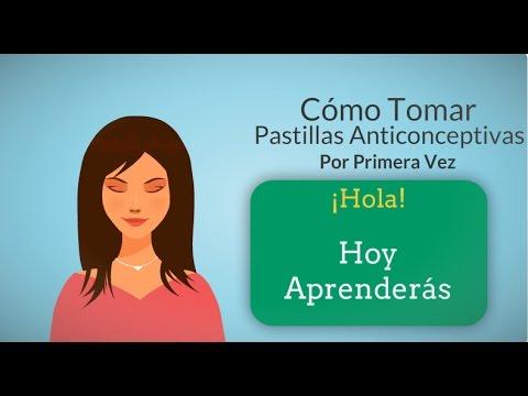 Como Tomar Pastillas Anticonceptivas Por Primera Vez - YouTube