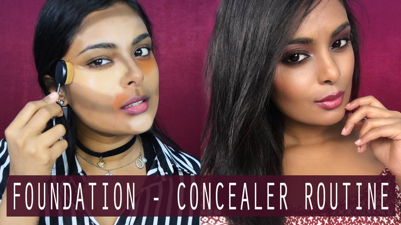 How To Apply Foundation To Cover Hyperpigmentation Dark
